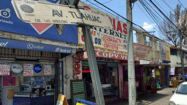 Tiendas de Tláhuac