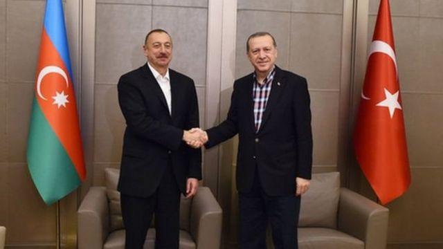 Əliyev və Erdoğan