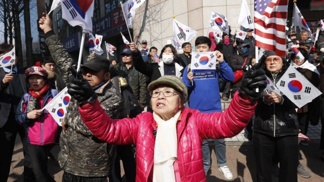Warga Korea Utara