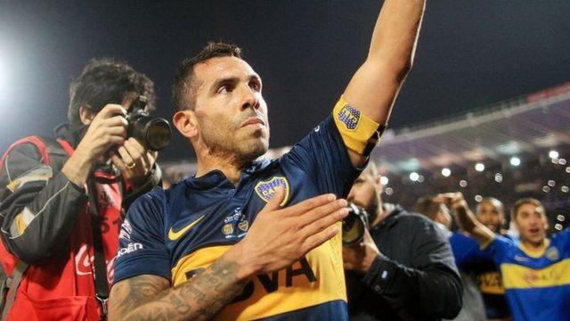 Carlos Tevez devient le footballeur le mieux payé au monde