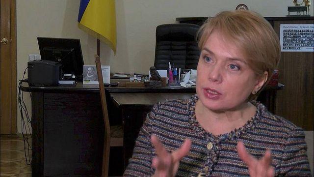Міністр освіти й науки України Лілія Гриневич