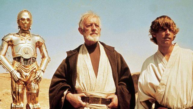 Una escena de la película original