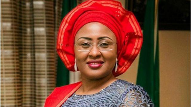 Alter von Aisha Buhari