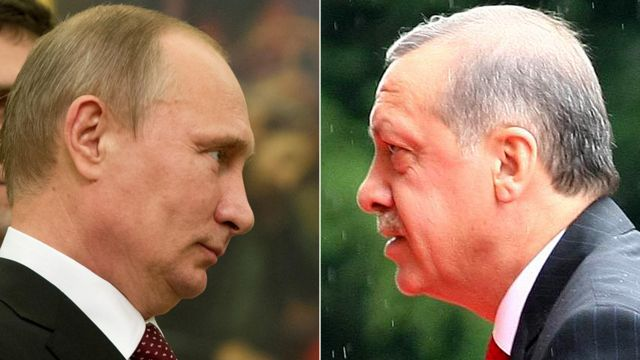 Putin and Erdogan mend ties after Russia-Turkey jet incident