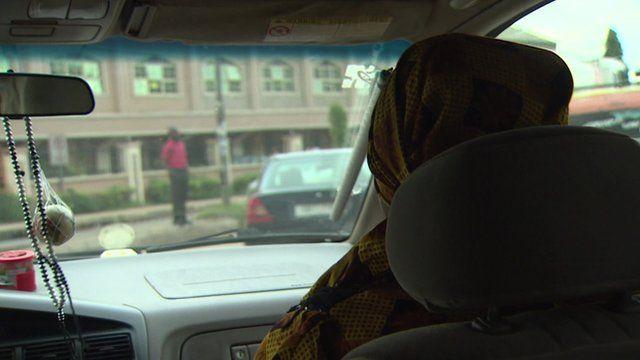 Nigerian trafficker