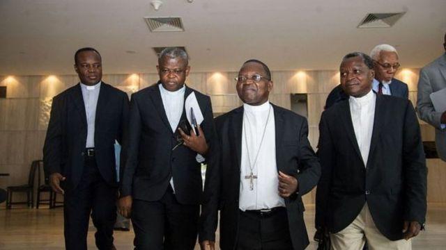 La Conférence épiscopale nationale du Congo (Cenco) a initié des pourparlers entre le pouvoir et l'opposition congolaise depuis le 8 décembre.