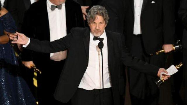 فلم 'گرین بک' کے ڈائریکٹر