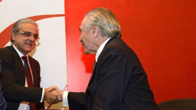 Presidente de CNI diz que Temer tem diálogo amplo com setores da sociedade