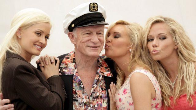 умер основатель Playboy хью хефнер Bbc News русская служба