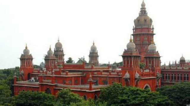 சென்னை உயர் நீதி மன்றம்