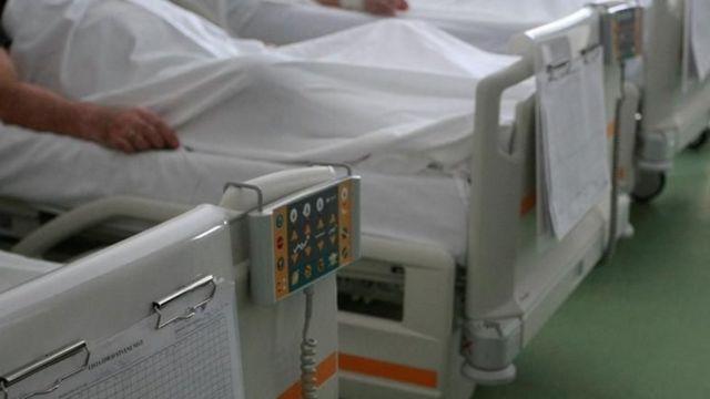 Болнички кревети