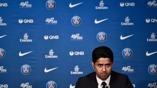 Nasser Al-Khelaïfi, propietario del Paris Saint Germain