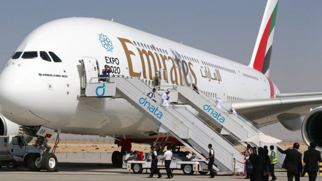 When Emirates go resume flights to Nigeria? Emirates Airlines latest travel  update on flights to/from Nigeria to Dubai - BBC News Pidgin