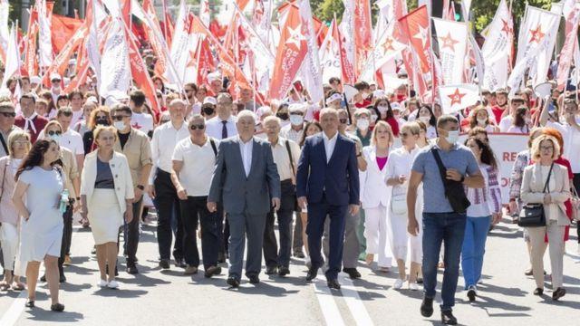 Комуністи та соціалісти