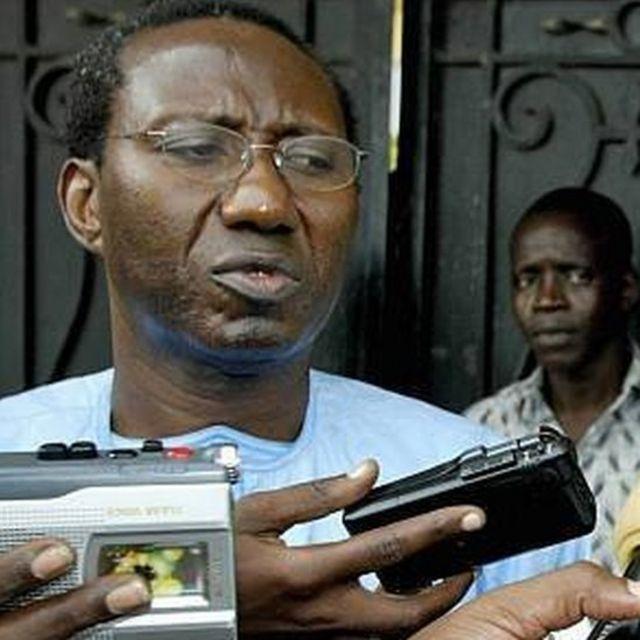 Me Doudou Ndoye, avocat sénégalais