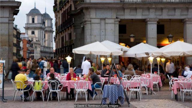 西班牙语是世界上第二大语言(Credit: David C Tomlinson/Getty Images)