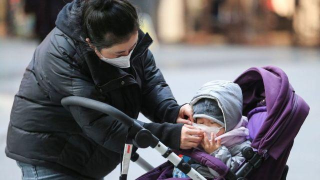 China, women