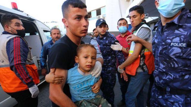 بیمارستان شفا در غزه
