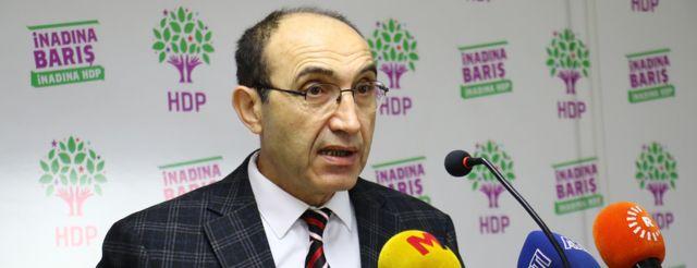 Günay Kubilay, parti sözcüsü
