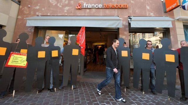 Компания France Telecom