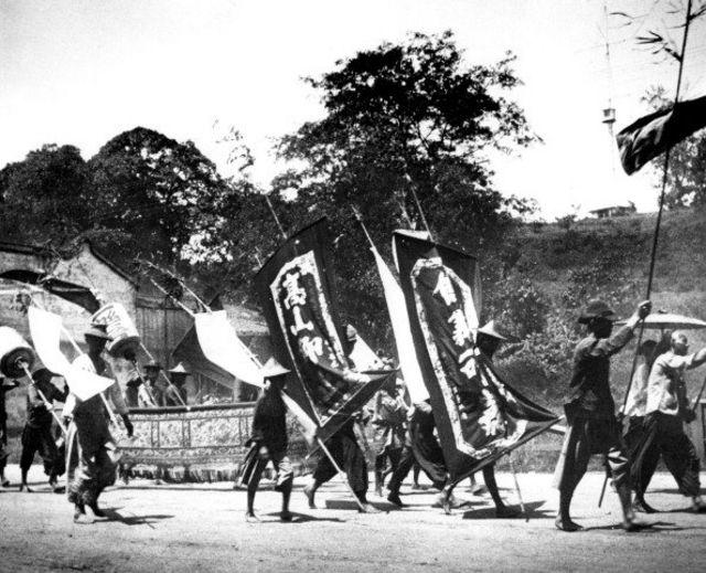 Singapore năm 1900