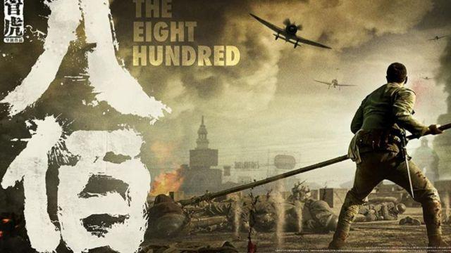 The Eight Hundred (Bát Bách), bộ phim chiến tranh mang màu sắc sử thi