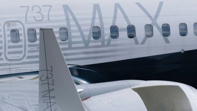Pesawat Boeing 737-MAX