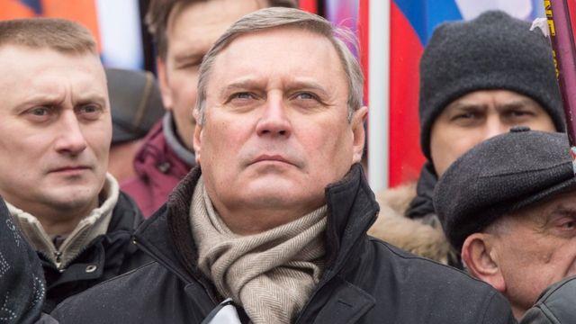 ミハイル・カシヤノフ元ロシア首相