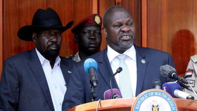 Wachambuzi wanasema mkakataba baina ya Riek Machar na rais Salva Kiir si hakikisho la amani ya kudumu Sudan Kusini
