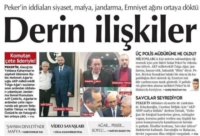 Cumhuriyet haberi