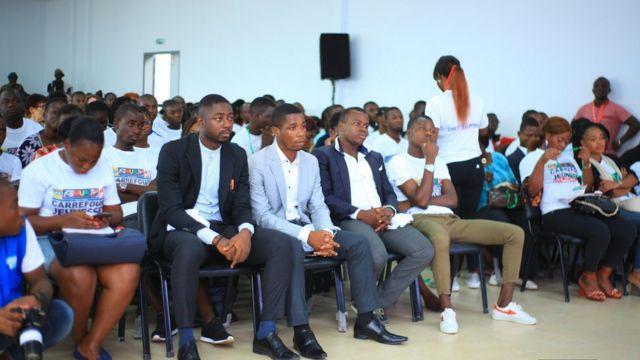 Côte d'Ivoire, Musique, Jeunesse