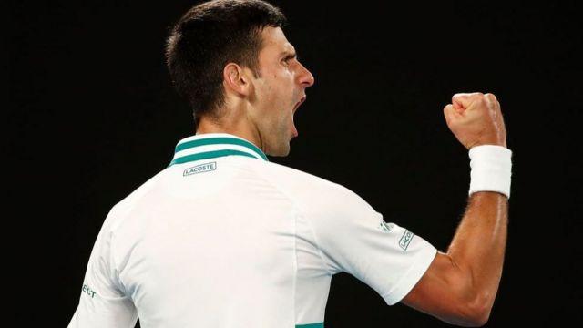 Djokovic giành danh hiệu vô địch sau 1 giờ 53 phút