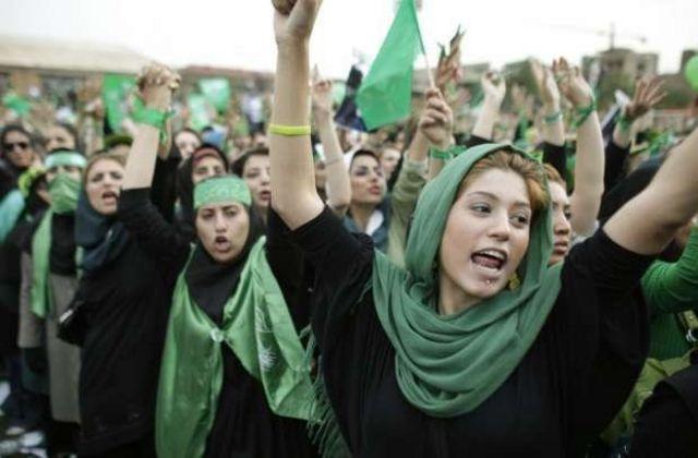 احتجاجات الحركة الخضراء عام 2009