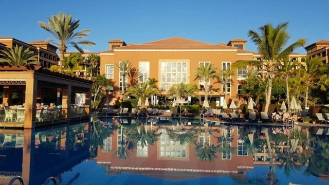 The H10 Costa Adeje Palace Hotel