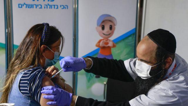 واکسیناسیون از ماه دسامبر در اسرائیل آغاز شد