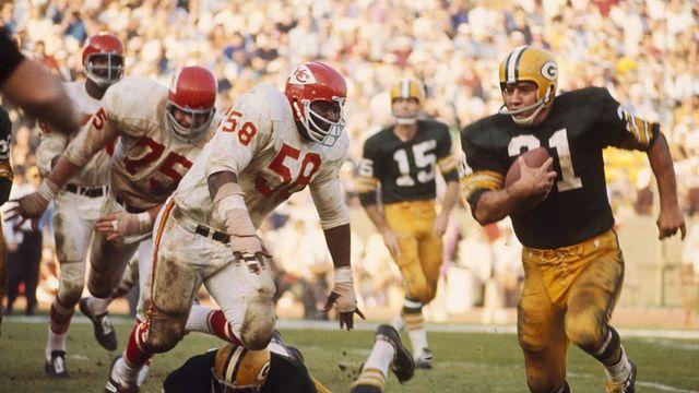 Kansas City Chiefs contra los Green Bay Packers, 15 de enero, 1967