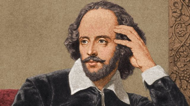 """El insólito error de la presentadora argentina que """"informó"""" de la muerte reciente del genio de la literatura William Shakespeare - BBC News Mundo"""