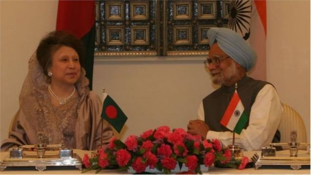 ভারত ও বাংলাদেশের দুই সাবেক প্রধানমন্ত্রী: মনমোহন সিং ও খালেদা জিয়া