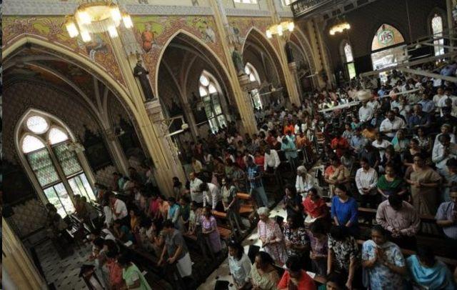 در هند حدود ۱۱ میلیون کاتولیک وجود دارد
