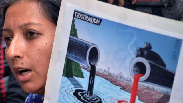 'ஸ்டெர்லைட் ஆலைக்கு ஆதரவாக நீர் ஆய்வு - தமிழக அரசு எதிர்ப்பு'