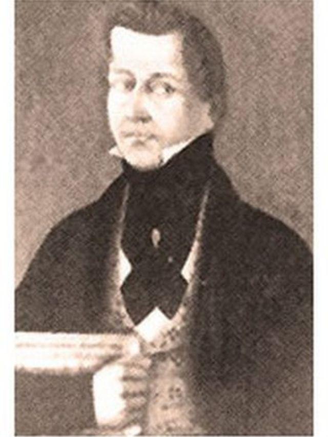 Retrato de Júlio Frank