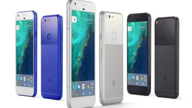 गूगल का नया पिक्सल स्मार्टफ़ोन