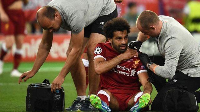 Mohamed Salah amefunga magoli 44 kwa msimu huu ndani ya Liverpool