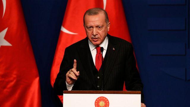 Erdoğan'dan Fransız ürünlerine boykot çağrısı - BBC News Türkçe