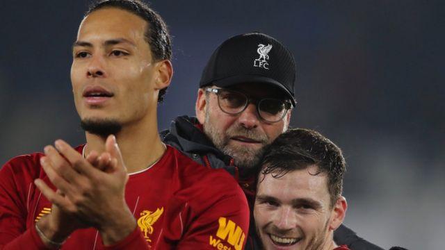 Tarihi bir fark yakalayan Liverpool