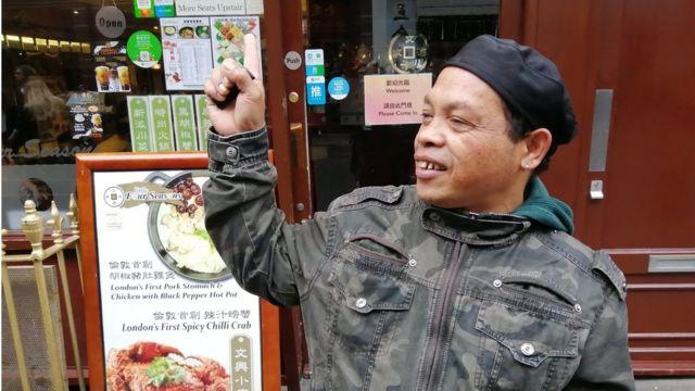 Olderico Neto Dias, timor leste, brexit