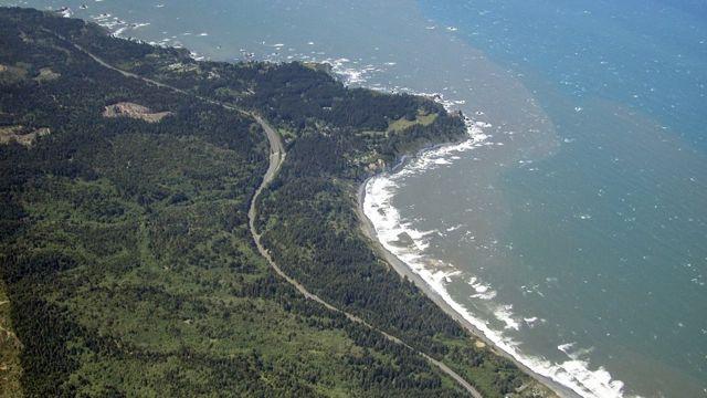 Una costa