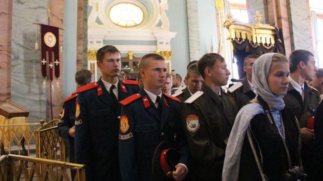 Настоящие казаки должны быть православными, говорят участники форума
