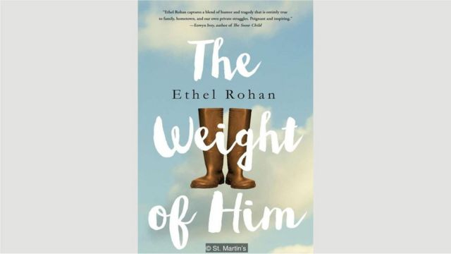 "Ethel Rohan, ""Onun çəkisi"" (The Weight of Him)"