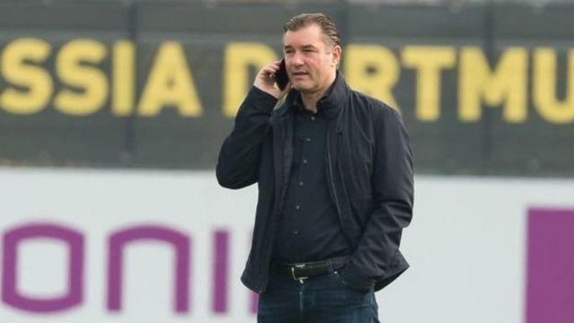 Mkurugenzi wa klabu ya Borussia Dortmund Michal Zorc